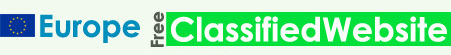 Europe Free Classified Website, Post Ads, Local Classified Submission Sites
