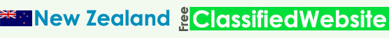New Zealand Free Classified Website, Post Ads, Local Classified Submission Sites